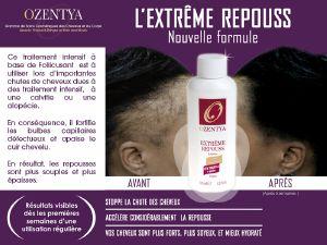 Produit repousse cheveux pharmacie
